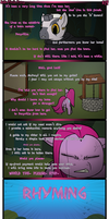 Ask Pink Pony #19 by Dirgenesis