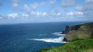 Cliffs of Moher by artastic21