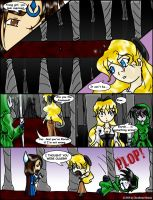 An Elves' Tale - Page 21 by GhostHead-Nebula
