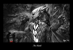 The Fiend by ogar555