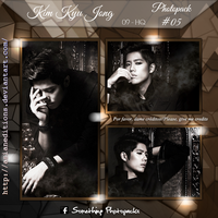 +KIM KYU JONG | Photopack #O5 by AsianEditions