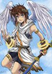 The Angel Boy by Berylunee