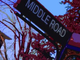 Middle Road _Digital_ by Infamous-Mr-Oob