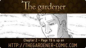 The gardener - Chapter 2 page 19 by Marc-G