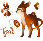 Topaz Geopup - Closed by Ibaru