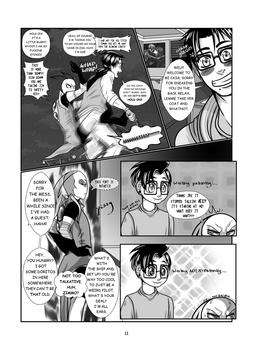 In The Forest Ch1 pg 11 by NotYourTherapist
