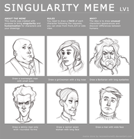 singularity meme by cut-box