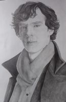 Sherlock by mar0uk