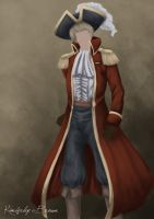 Pirate England w.i.p 2 by MzJekyl