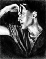 Tom Hiddleston by legadema666