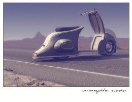 CarmaScooter WIP 2 by 5crew