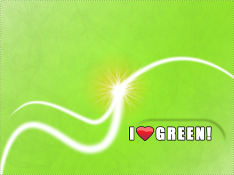 i love green by madridi93