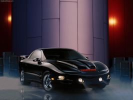 KITT 2001 by oldblueford