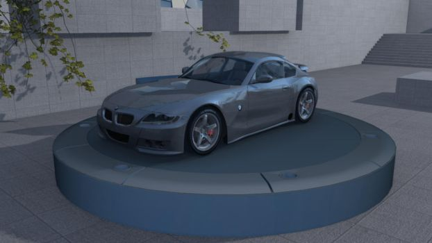 BMW Z4 WIP008 Download by RTshaders
