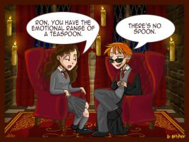 Ron Reloaded by Harry-Potter-Spain