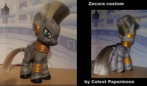 Zecora - custom Made by CelestPapermoon