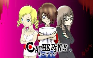 BSC LP Catherine by NetNaviDarko415