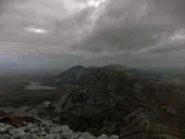 Derryveagh Mountains by markd123