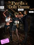 Perils of Dolly - Issue 1 - Cover by MollyFootman