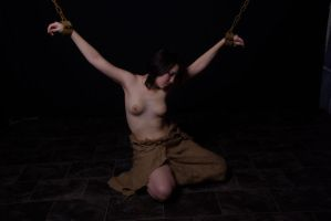Chains 3 by FoxxyStock