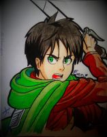 Eren *u* by maryfer-1909