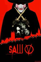 Saw V For Vendetta by niboswald
