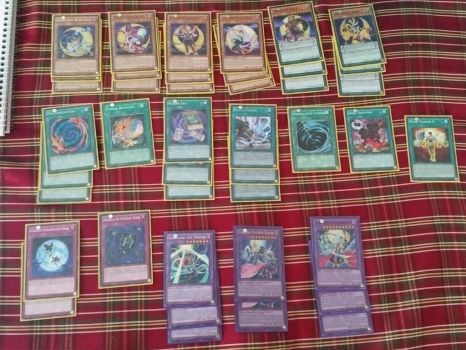 My Lunalight Deck (WIP) by TimidNatured