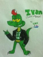 Ivan (ian's little bro from ian and june) by kCat106