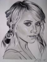 Ashley Olsen by golfiscool
