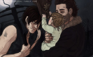 Rickyl commission 2 by DeerAzeen