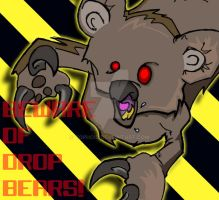 Drop Bear ATTACK by Tophoid