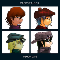 Demon Days by GalletoconK