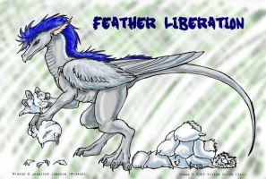 Myrror - Feather Liberation by sparrowstampede