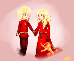 Lannister Love by wivimon
