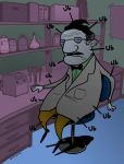 Freaks of Science: P. Pezzino by Velica