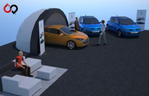 Renault Event Concept by CanorousDesign