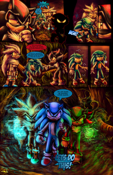 The Murder Of Me - Issue 4 Page 21 VF by Sarha-solar
