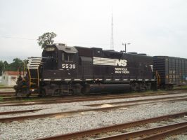Norfolk Southern 5535 by CNW8646