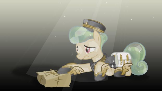 Courier Pony by minimoose772
