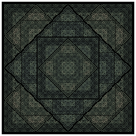 squares squared - variation 01 by netgenetics