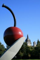 Spoonbridge and Cherry by LadySea