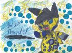 My Starchu Blue Thunder by Bluedragon85