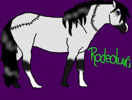 Design For Rodeoluvr again by DeziSaurus