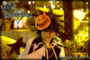 - HalloweenTown Sora - by TheLupin