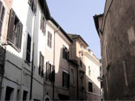 Streets of Italy- 1 by Seree-chan