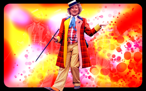 Sixth Doctor wallpaper by Leda74
