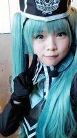 [Casual] Hatsune Miku Love Philosophia Cosplay by SpicaRy