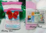 Knitting Tools Case by seawaterwitch