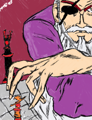 Makarovs And Hades Chess colored