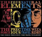The Four Natural Elements by 3D4D